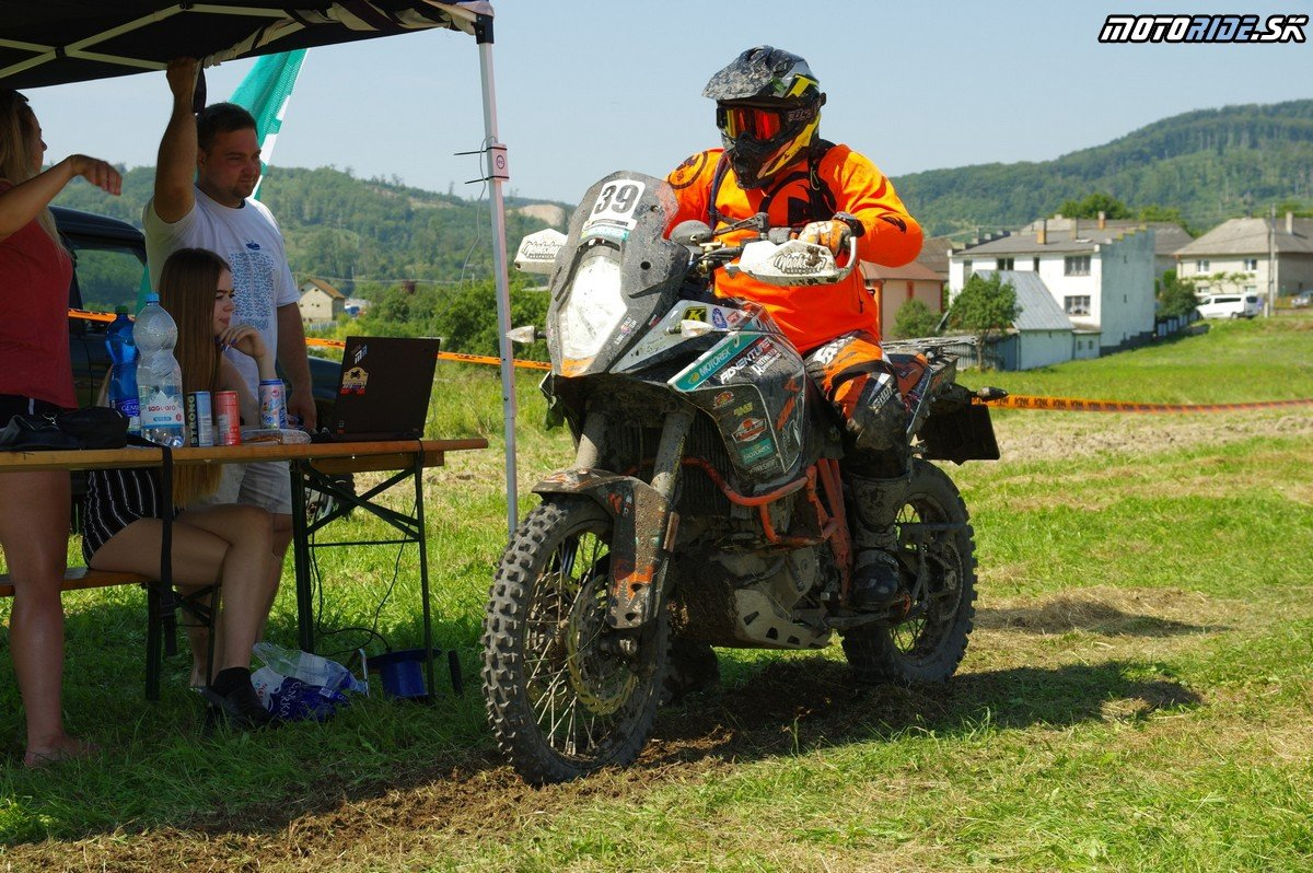 Motoride XL Enduro Rally 2020, Tuhrina