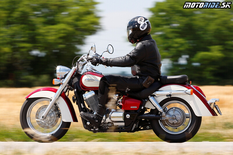 Honda VT 750C Shadow
