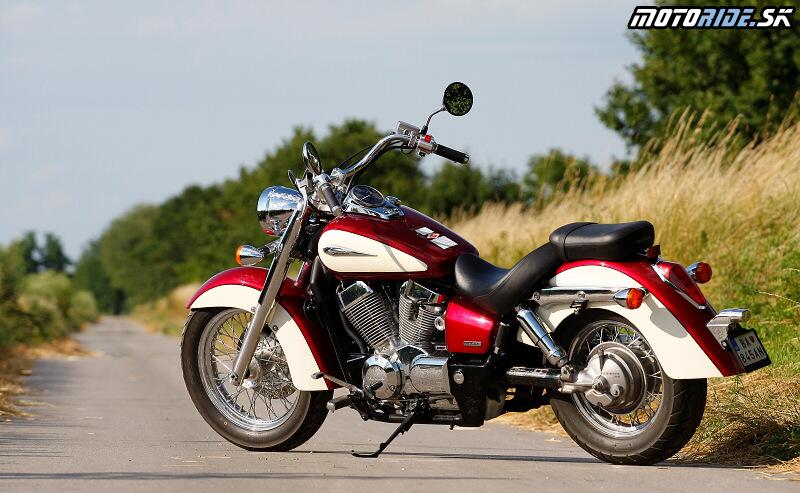 Honda VT 750C Shadow