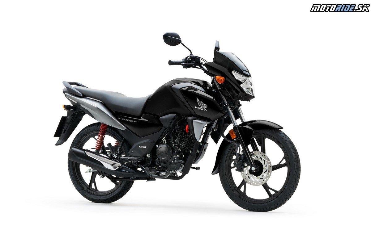 Honda inovuje CB125F 2021