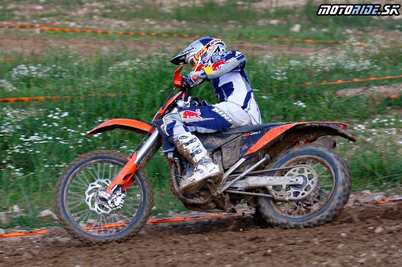 Taddy Blazusiak na KTM 250 EXC-F