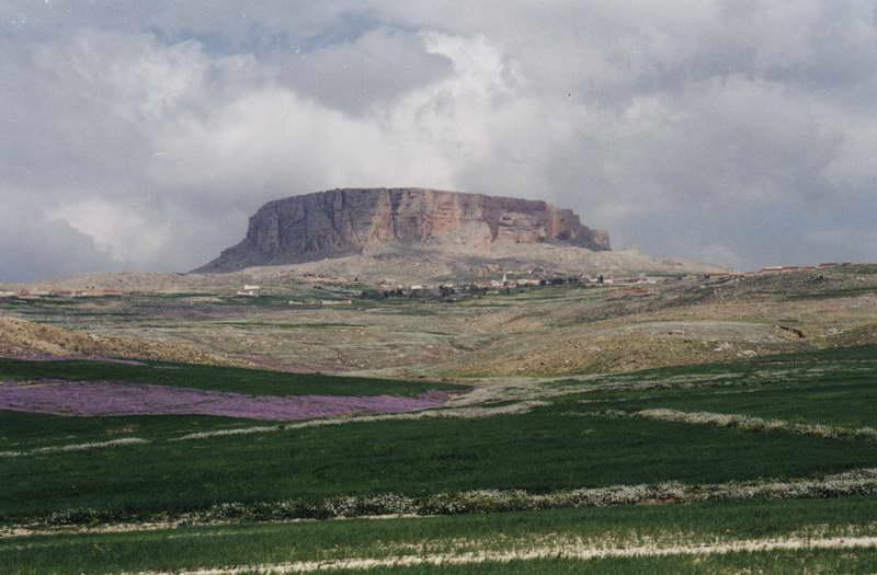El Jugurtha - stolová hora