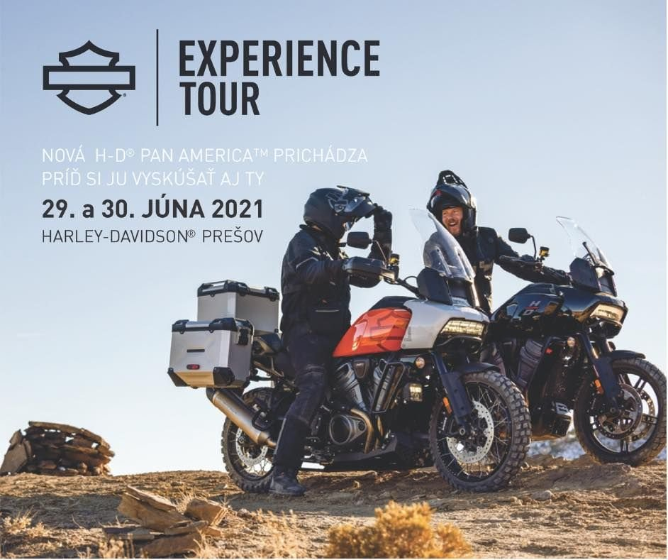 Experience tour FB