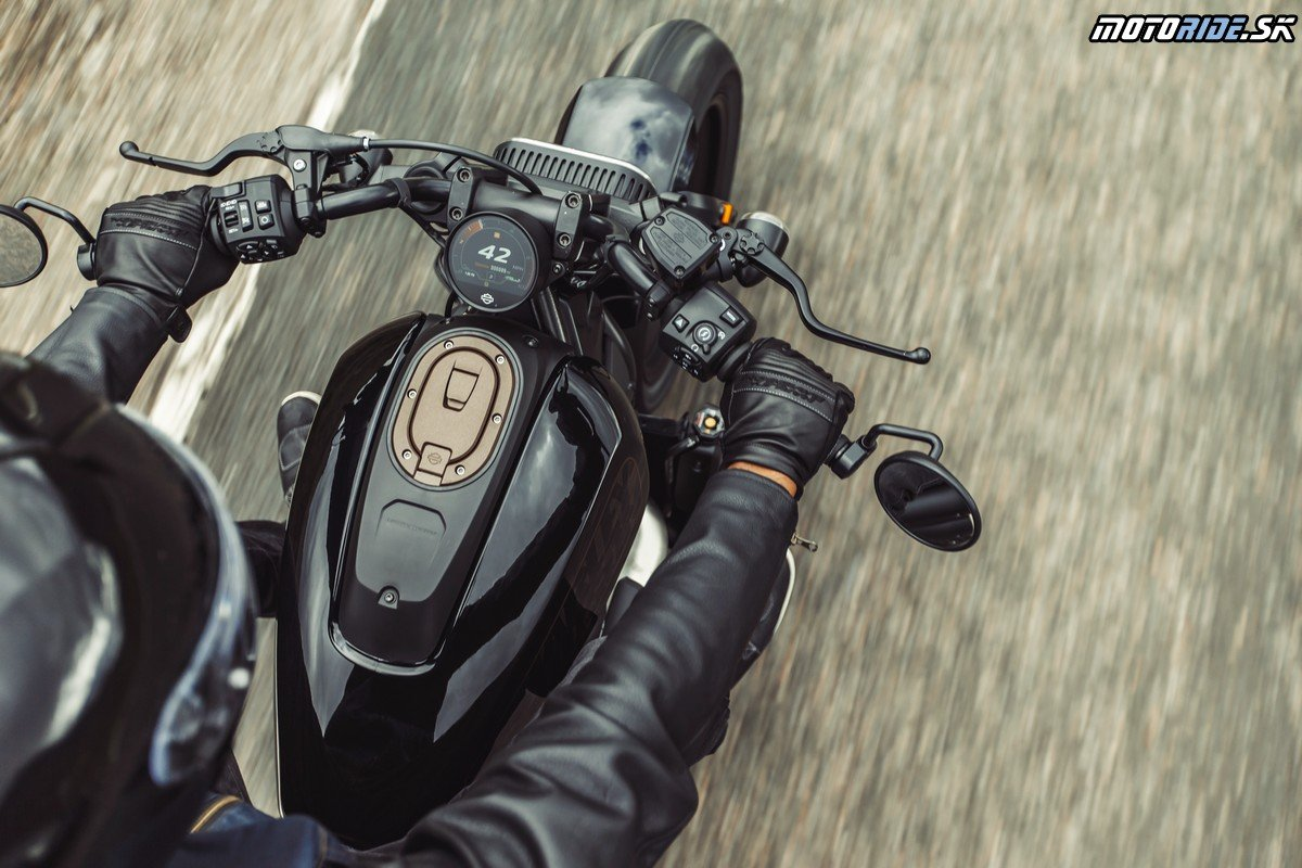 Nový model Harley-Davidson® Sportster® 2021