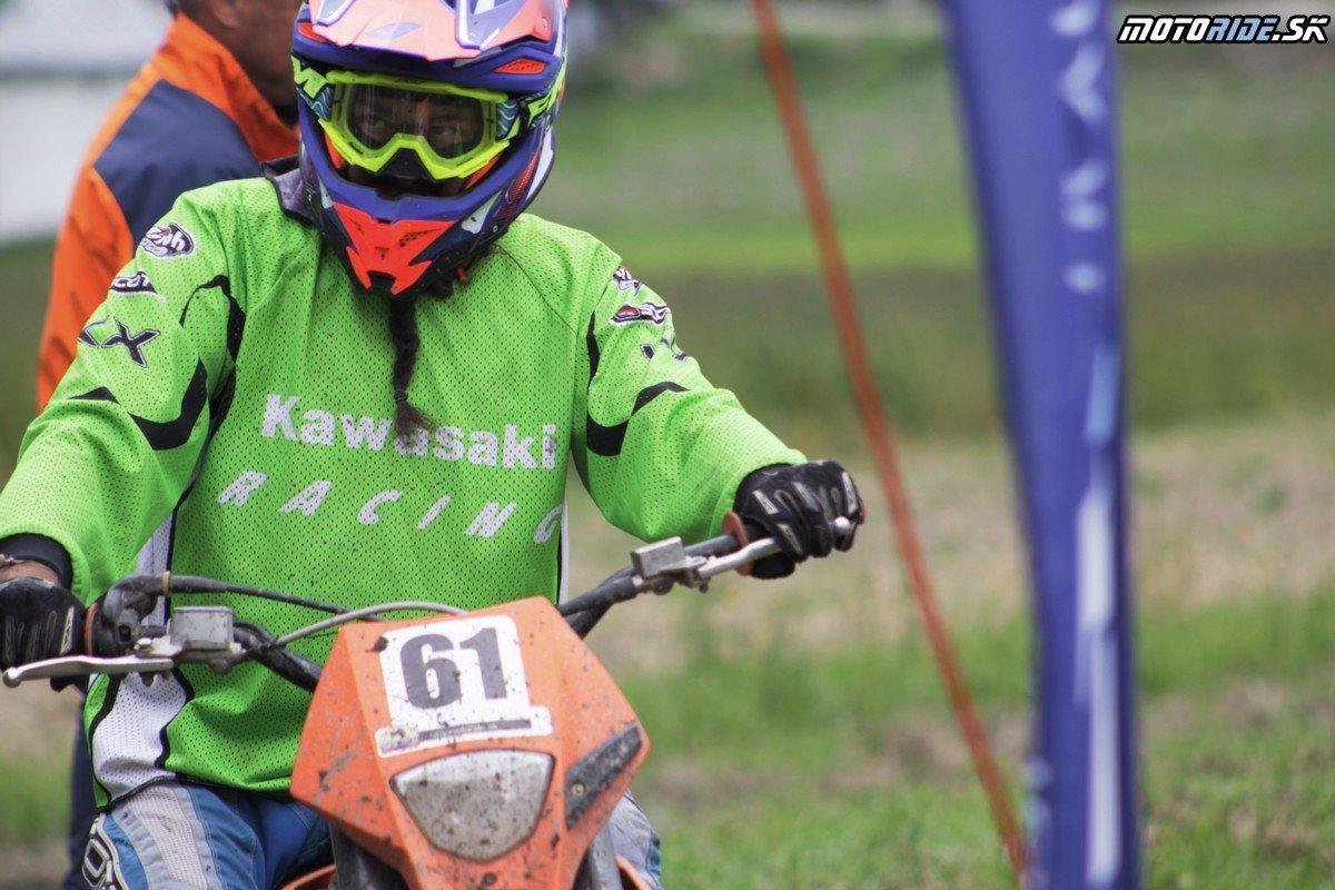 Marek Slobodník - Motoride XL Enduro Rally 2021, Tuhrina