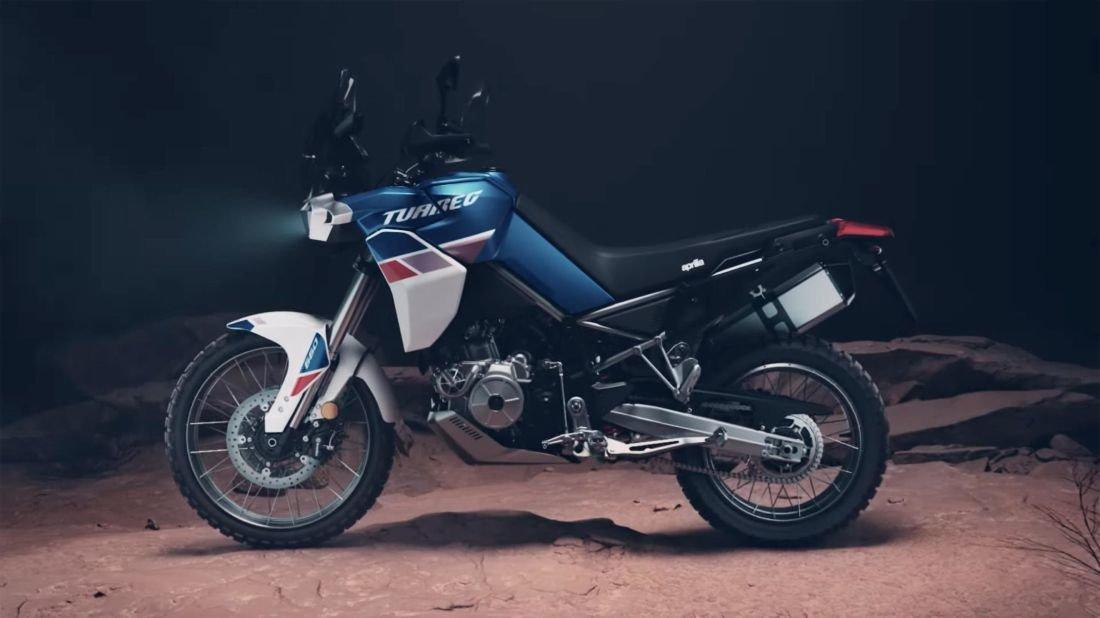 Prichádza nová Aprilia Tuareg 660