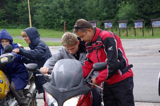Motorkári navštívili výnimočné deti aj tretí krát