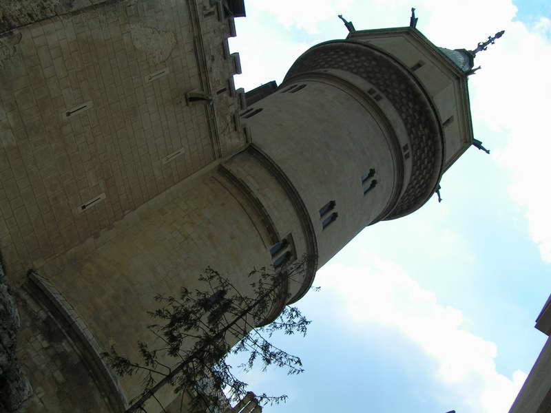 Bojnický zámok - Veža.