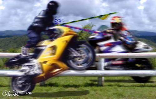 inspiracia na pionierske hry - pre organizatorov moto-zrazov :-)