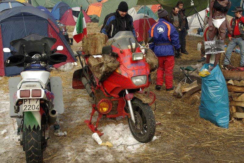 Elefantentreffen 2009 - Dobré lyže nemôžu byť zlé...