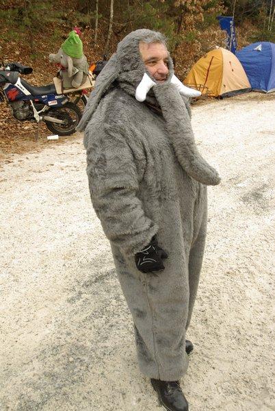 Elefantentreffen 2009 - Slon