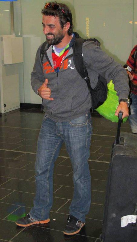 Návrat z Dakaru 2014 - Ivan Jakeš
