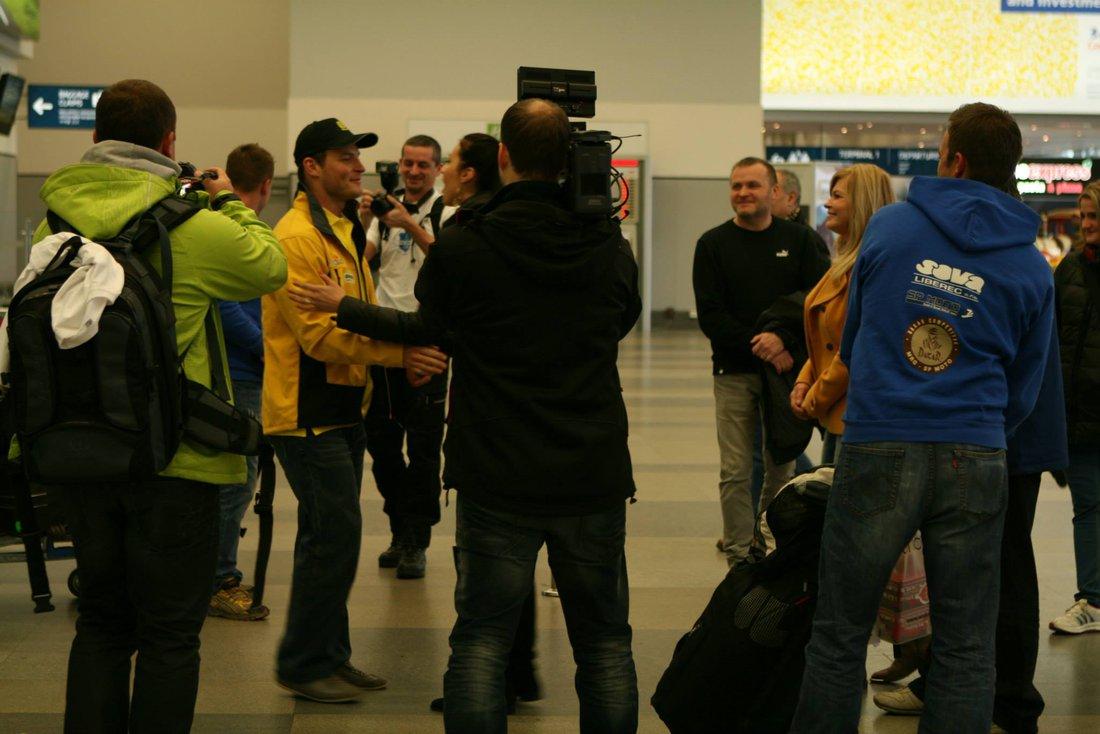 Návrat z Dakaru 2014 - Štefan Svitko a David Pabiška