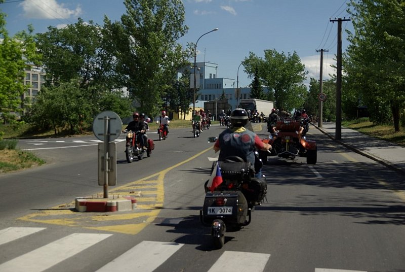 IV. Haličská MotorkáreĽ 2009