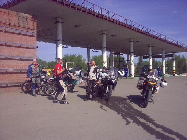 Po 3 dňoch a 5200 km vo vlaku sme o 10.07 miestneho času (rozdiel +7 hod oproti našemu času) dorazili do Irkutska