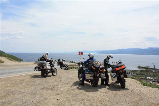 Mongolsko 2009 - Bajkal
