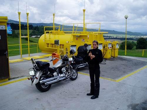 3. Stretnutie MotoRide-ákov - Dolná Strehová