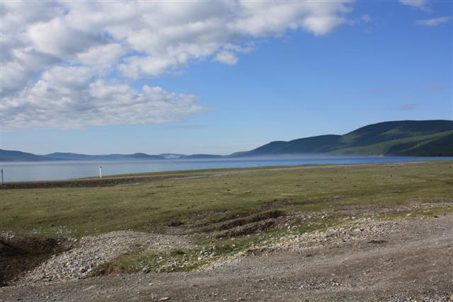 Chovsgolske jazero rano