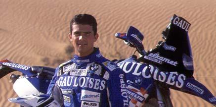 Cyril Despres BMW