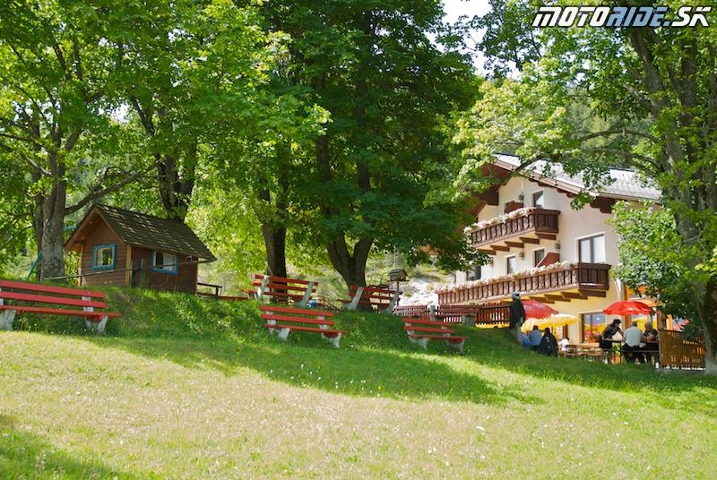 Motoride Tour 2009 - Kalte Kuchl