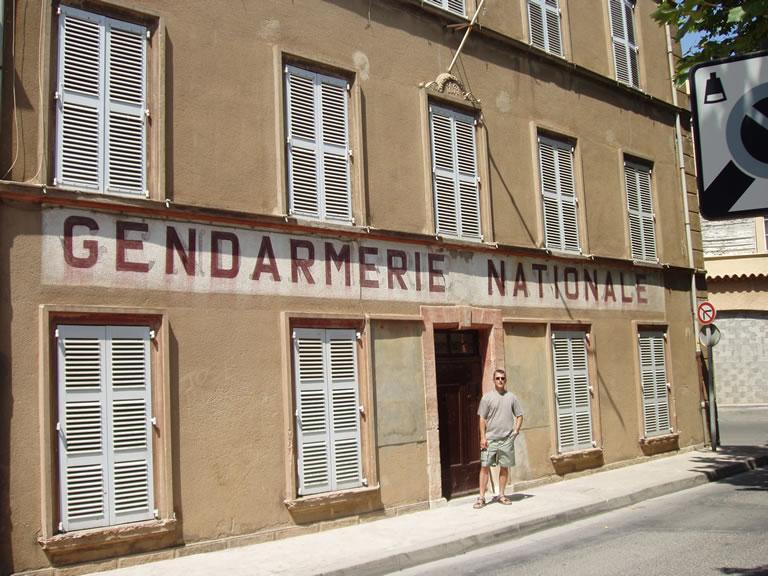 St. Tropez a Gendamerie Nationale