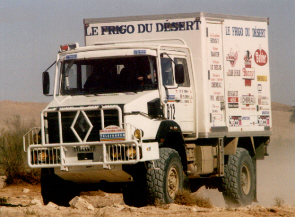Dakar 1987 - Renault
