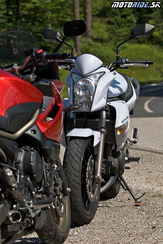 Motoride Galéria Veľký Alpský Porovnavací Test 1 časť úvod A