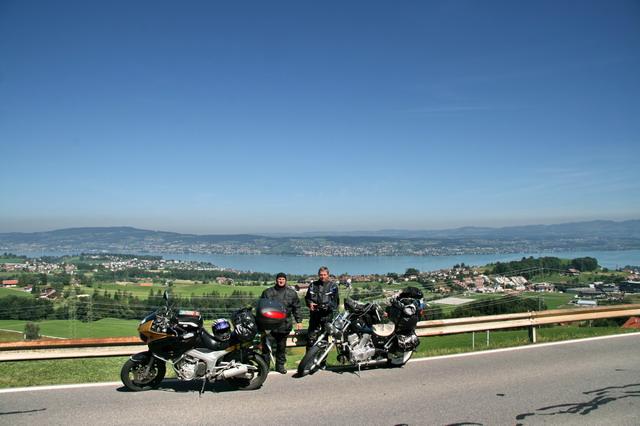 Zurichské jazero