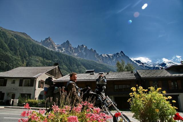 Chamonix (F) - pod Mont Blancom