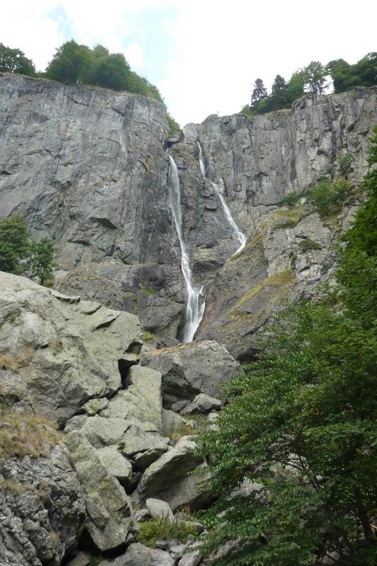 Vodopád, Bulharsko