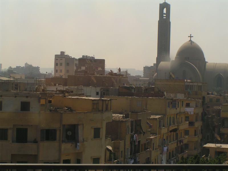 Aj takúto tvár má Káhira, Foto: Awia, september 2004