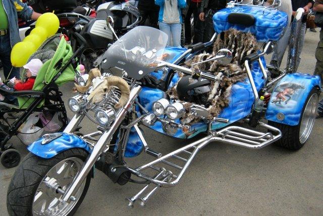 5. Haličská MotorkáreĽ