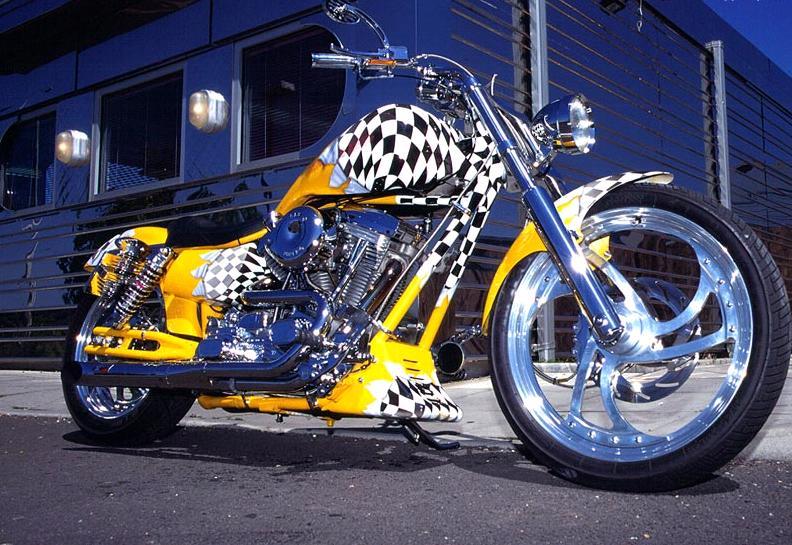 <B>Harley Davidson</B> ako má byť