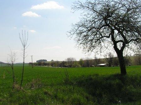 Cez dediny