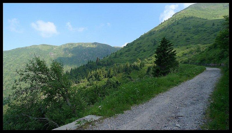 Výjazd na Monte Paularo