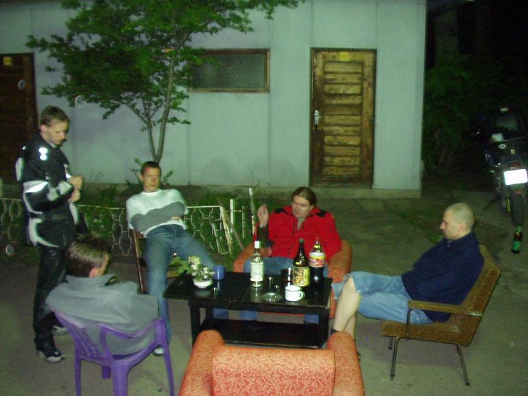 kemp v Sofii