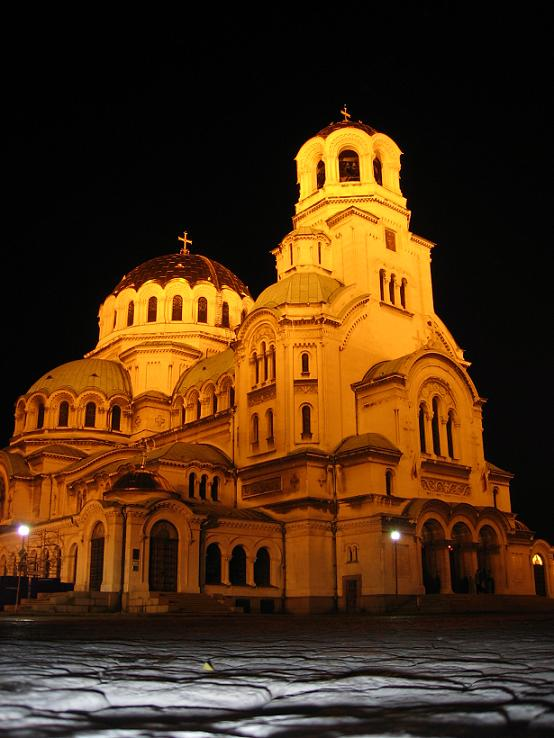 Kostol v hl.m.Sofiji
