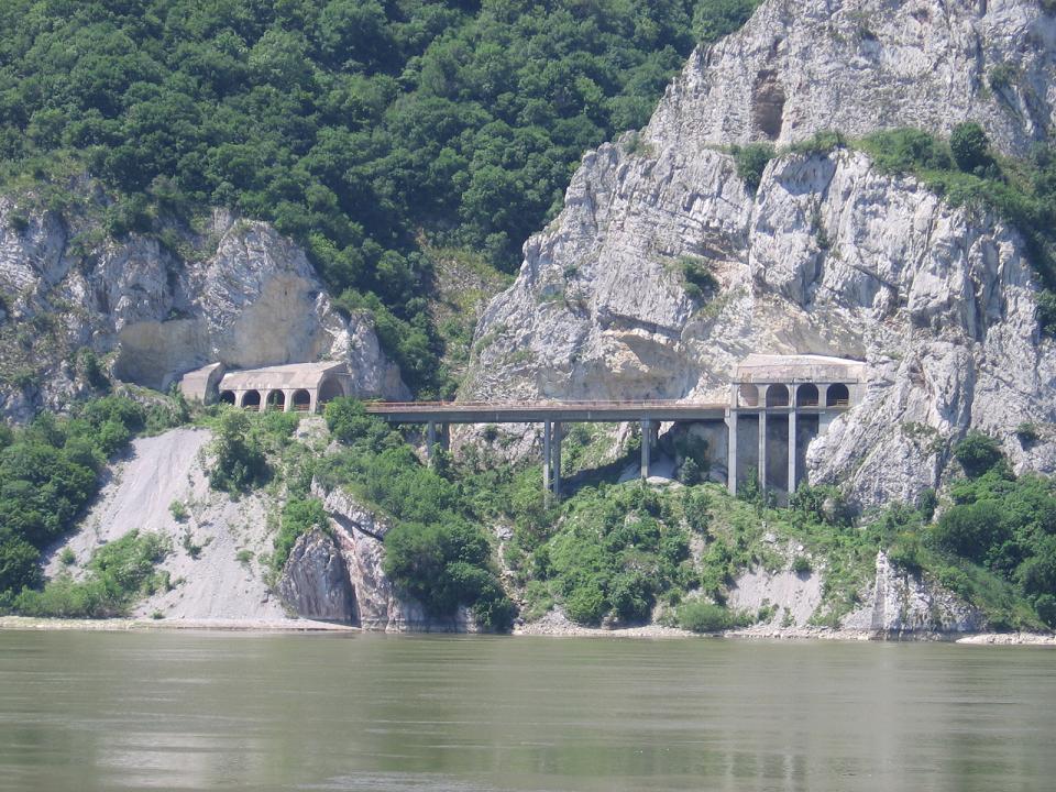 Srbsko na druhej strane Dunaja