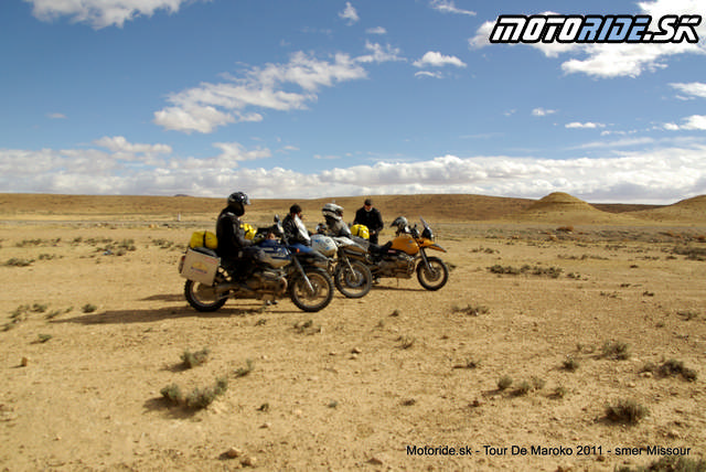 Video: Zostrih Motoride Tour de Maroko 2011!