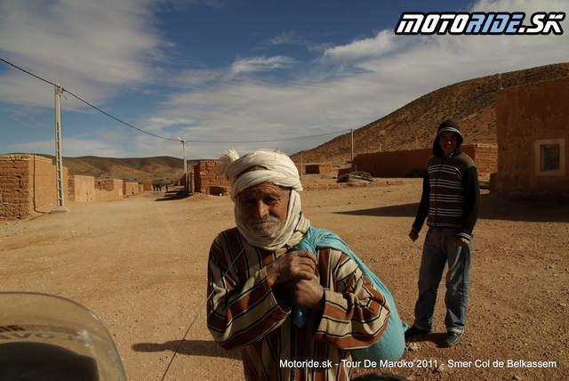 Planina de Snab - Tour de Maroko 2011