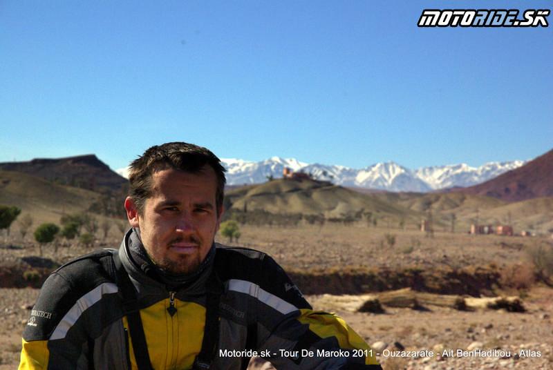 Awia - Atlas - Tour de Maroko 2011