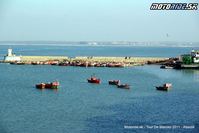 El Jadida - Cité Portugaise - Tour de Maroko 2011