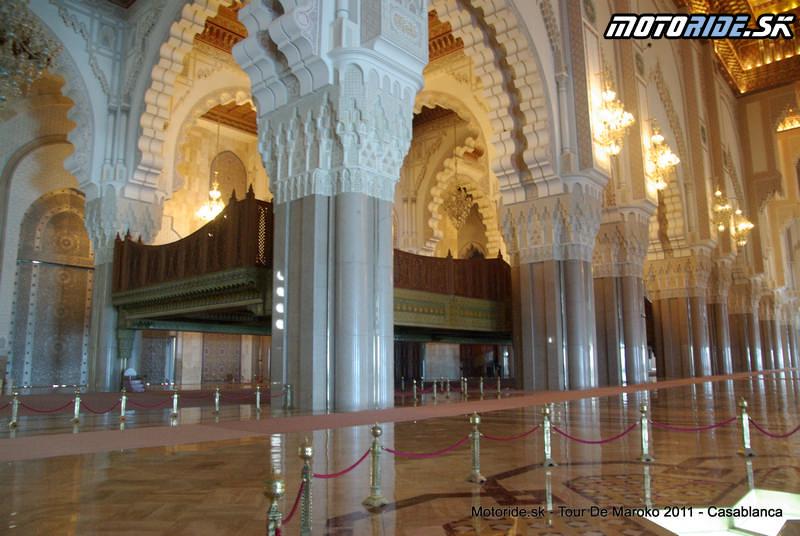 Mešita Hassana II, Casablanca, Maroko