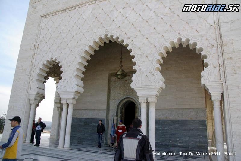 Rabat, Maroko - Tour de Maroko 2011