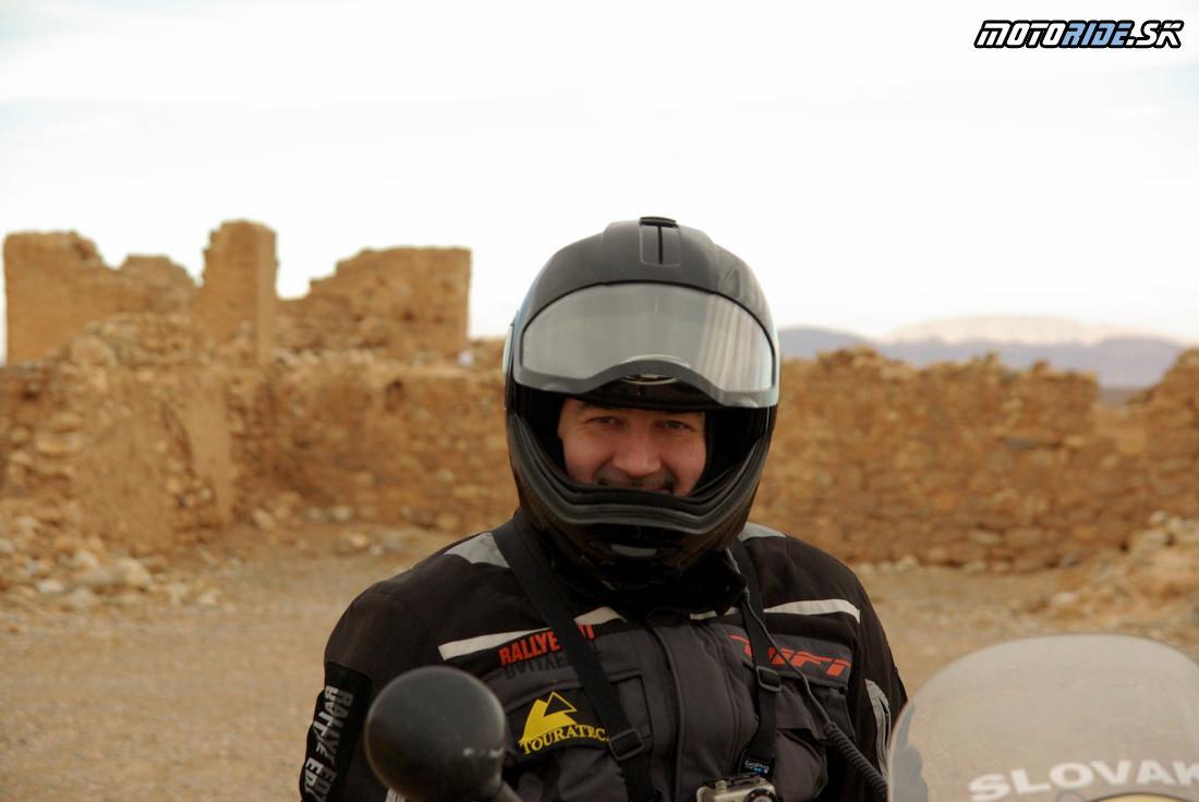 Difi Terra East - Maroko 2011
