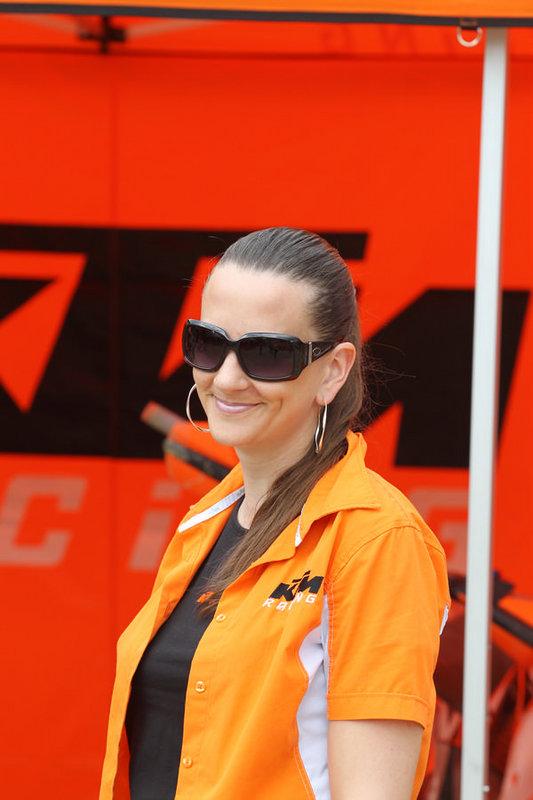KTM EXC 2012, Sverepec