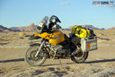 Video: Test rolky na bato�inu Touratech + popruhov ROKStraps - Maroko 2011