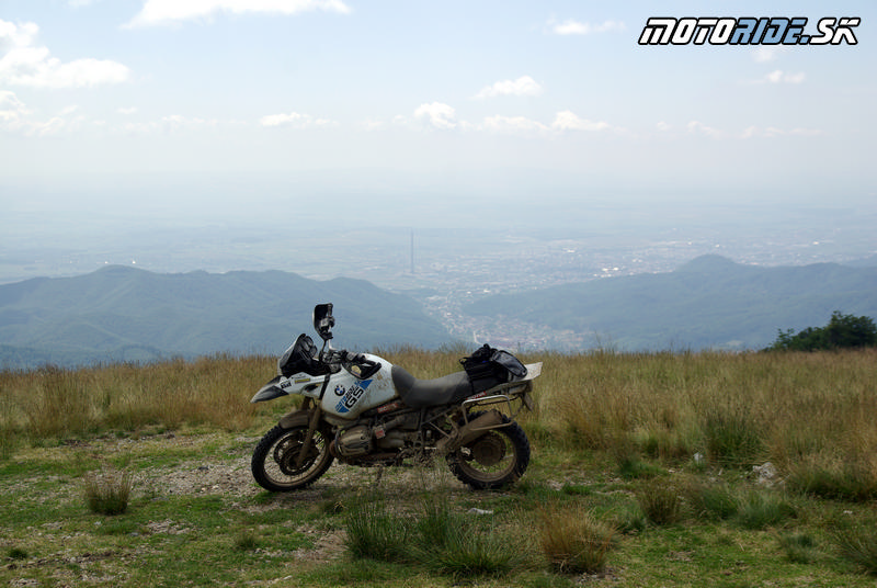 Motoride BAJA Romania 2011