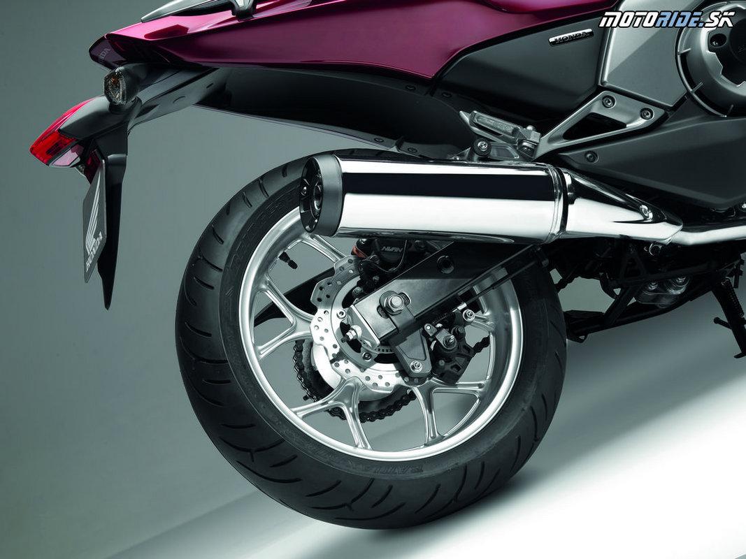 Honda Integra 700 2012