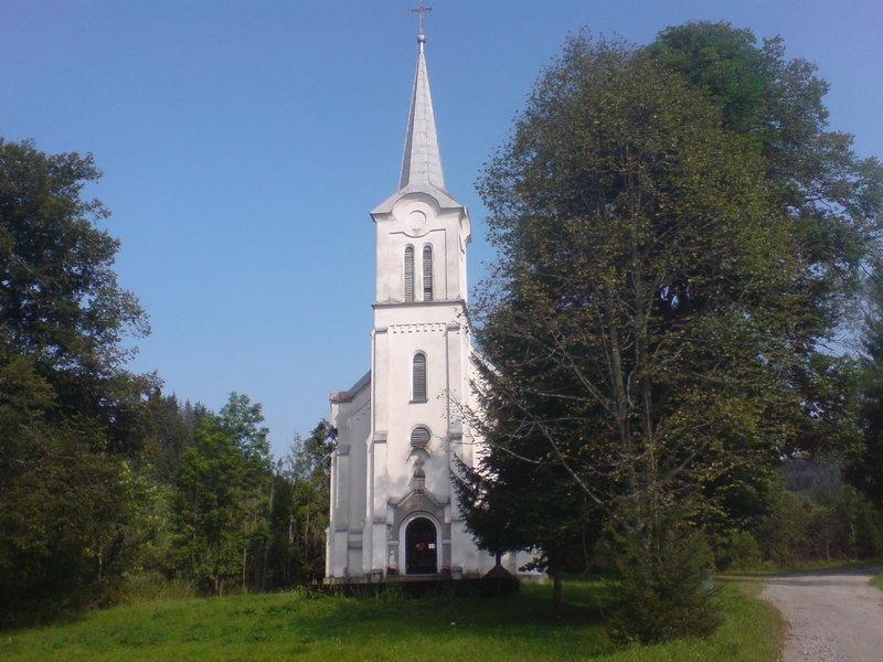 Nádrž Nová Bystrica
